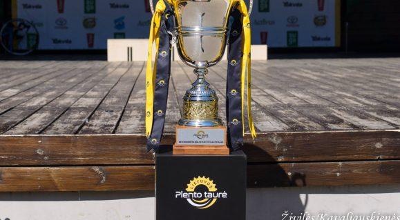 Šakiuose įvyko II-asis Lietuvos plento taurės etapas
