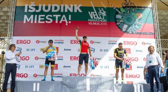 Artūras Buivydas – Velomaratono 2018 nugalėtojas!
