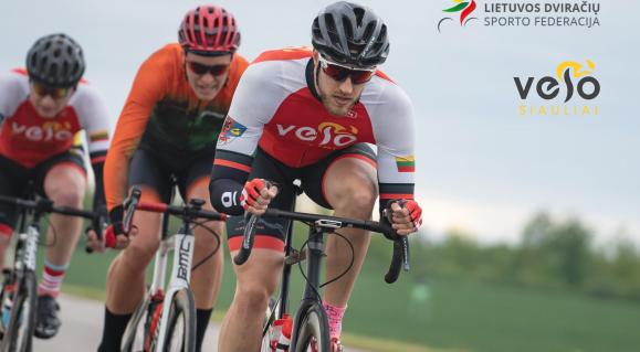 """""""VELO Šiauliai"""" prisijungė prie Lietuvos dviračių sporto federacijos (LDSF)"""